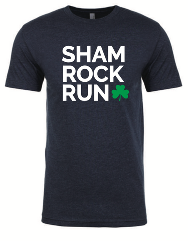 Shamrock Run Portland Casual Tee