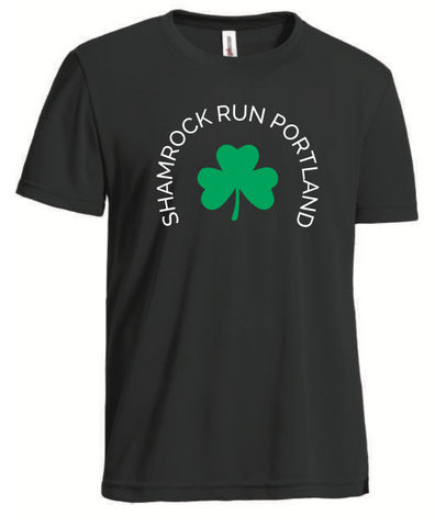 Shamrock Run Portland Men's Performance Tee