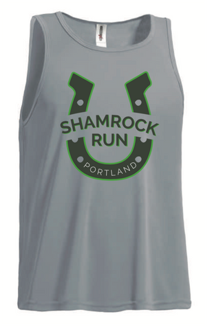 Shamrock Run Portland Men's Performance Tank
