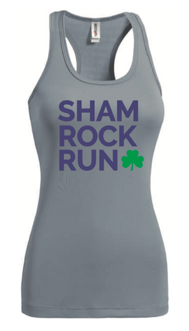 Shamrock Run Portland Women's Performance Tank
