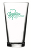 Shamrock Run Portland Pint Glass
