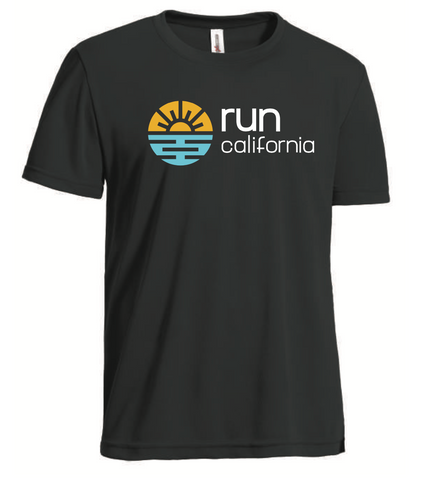 Run California Classic Performance Tee
