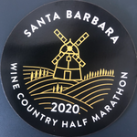 Santa Barbara Wine Country 2020 Magnet