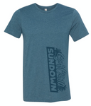 Surf City Sundown: Glow in the Dark Tee