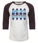 Surf City Marathon 2020 Baseball Tee