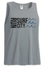 Surf City 2021 Performance Tank - Steel