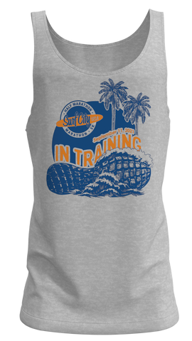 Surf City 2021 In Training Tank, Unisex Fit