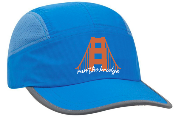 Golden Gate Run the Bridge Hat