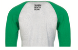 Shamrock Run Portland Baseball Tee
