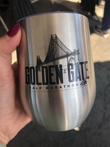 Golden Gate: Stainless Cup