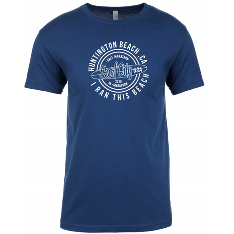 Surf City Marathon Official 2019 Venue Tee - Men's