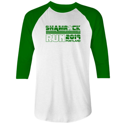 CLEARANCE: Long Sleeve, Portland Shamrock Run 2019 - FINAL SALE