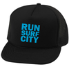 Surf City Trucker Hat - Unisex