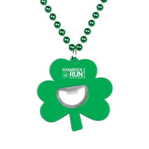 Portland Shamrock Run 2019 Bottle Opener