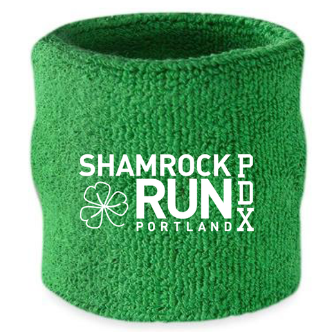 Portland Shamrock Run Wristband