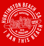 Surf City Marathon Official 2019 Venue Tank - Women's