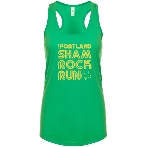 CLEARANCE: Tank, Portland Shamrock Run 2019 - FINAL SALE