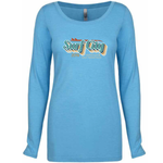 Surf City Marathon Vintage Long Sleeve - Women's