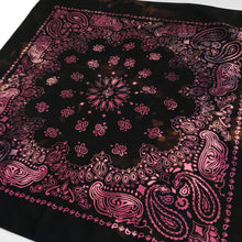 Load image into Gallery viewer, Purple Planet Large Bandana - Ltd. Edition (only 4 made)