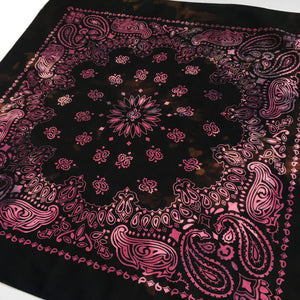 Purple Planet Large Bandana - Ltd. Edition (only 4 made)