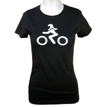 Load image into Gallery viewer, Girl Rider Logo Tee