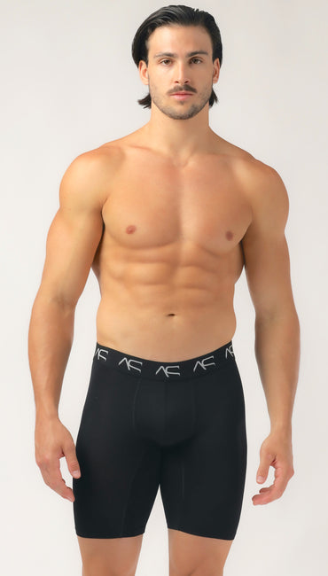 MESH LONG TRUNKS