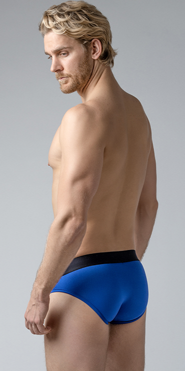 SHAPED POUCH BRIEFS