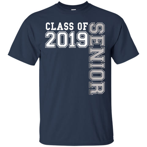 Senior Class of 2019 Shirt ~ High School Graduation Gift Tee