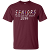 Image of The One Where They Graduate Seniors 2019 T-shirt