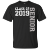 Image of Senior Class of 2019 Shirt ~ High School Graduation Gift Tee