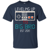Image of Promoted To Big Brother 2019 Shirt Leveling up to Big Bro