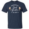 Image of Promoted to Great Grandma Est 2019 T-Shirt