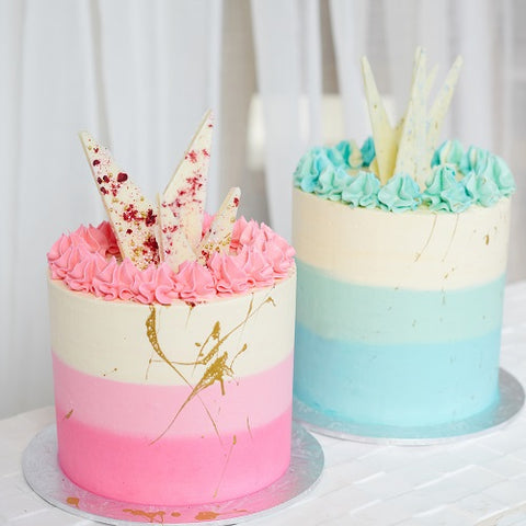 Cake Decorating Class - Ombre Cake