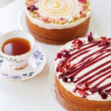 Cake Decorating - Tea & Cake Class with Harney & Sons Teas