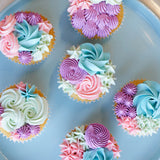 Cupcake Decorating - Buttercream 101