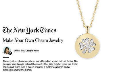 "The New York Times ""Make Your Own Charm Jewelry"""
