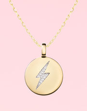 """Always Electrifying"" Lightning Bolt Gift Set"