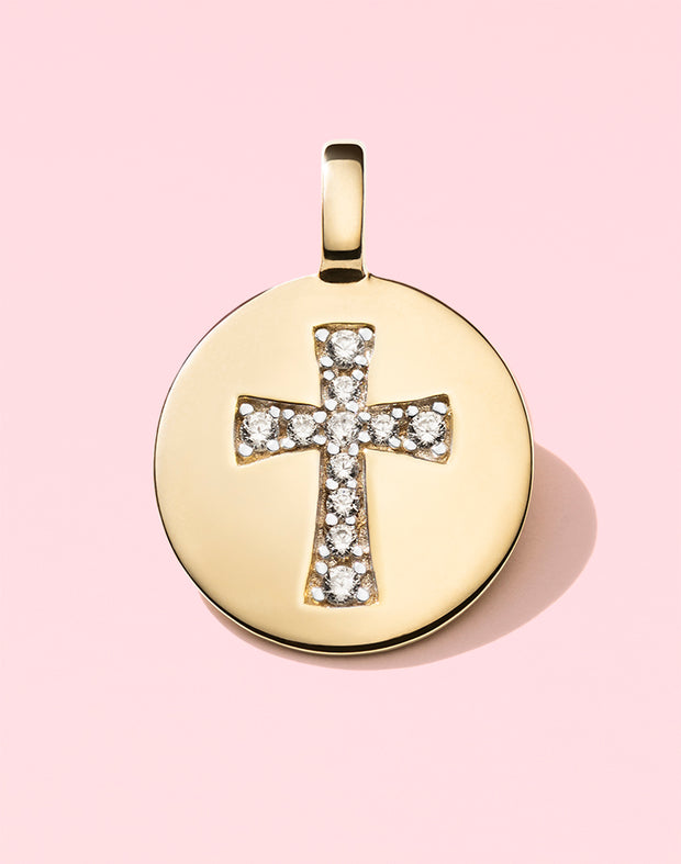 """Always Have Faith"" Cross"