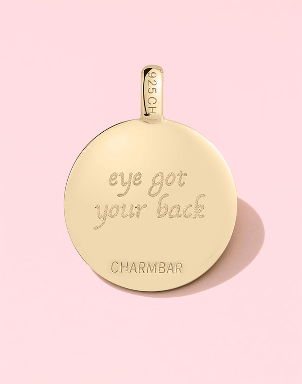 """Eye Got Your Back"" Evil Eye Gift Set"
