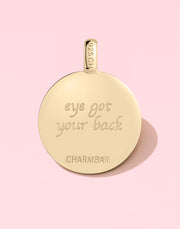 """Eye Got Your Back"" Evil Eye"