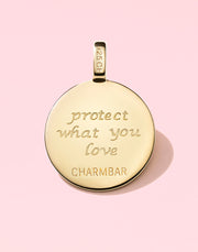 """Protect What You Love"" Hamsa"