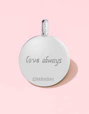 """Love Always"" Heart"