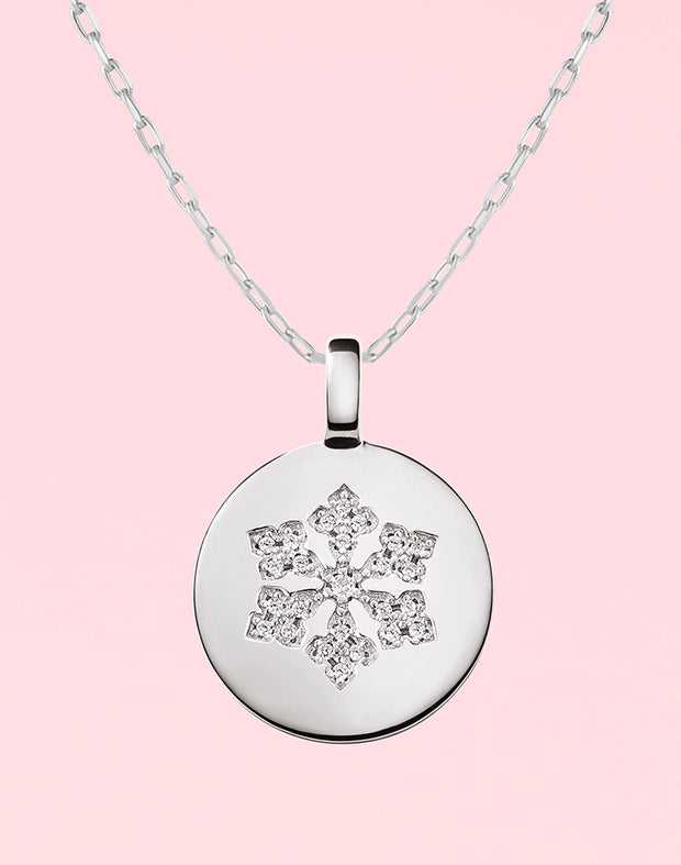 """One of a Kind"" Snowflake Gift Set"