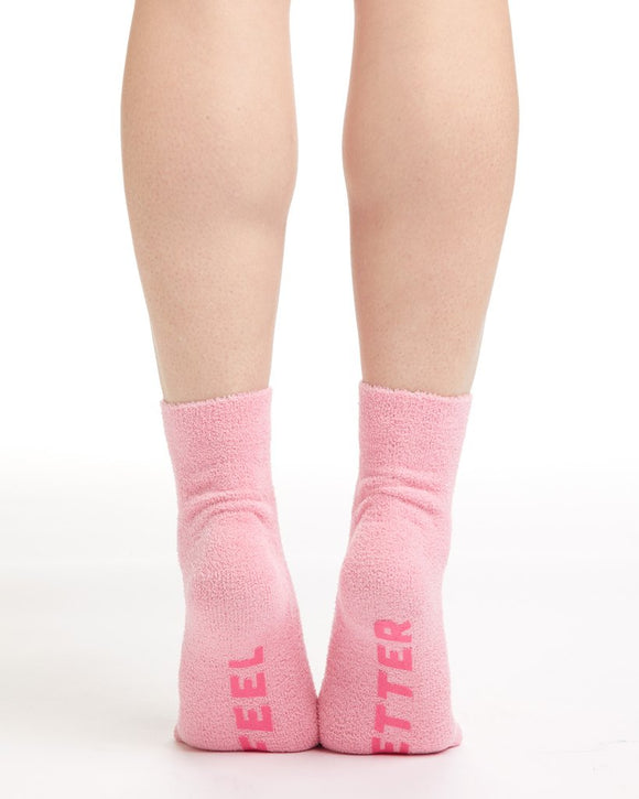 Cozy Grip Socks- Feel Better