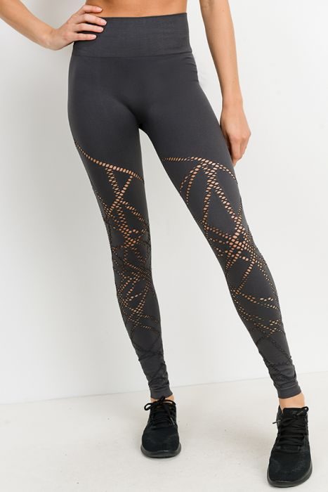 Speed of Light High Waist Seamless