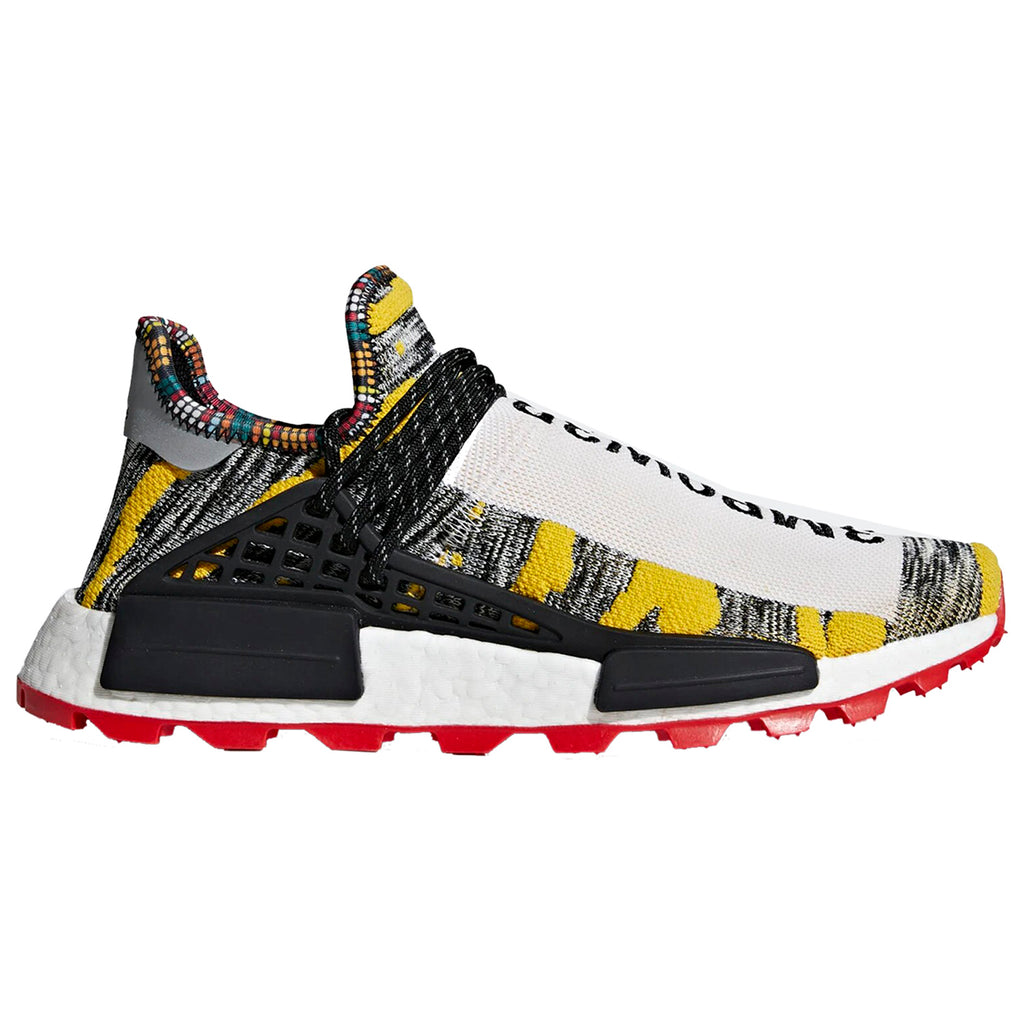 Adidas Nmd Hu Pharrell Solar Pack Red Mens Style : Bb9527-WhT