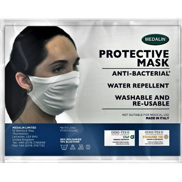 Medalin Washable Protective Mask
