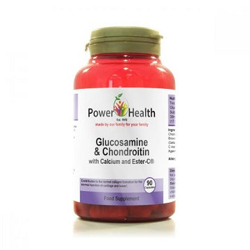 Power Health Glucosamine and Chondroitin 90 Capsules