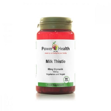 Power Health Milk Thistle 30 Tablets