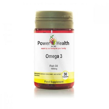 Power Health Omega 3 90 Capsules